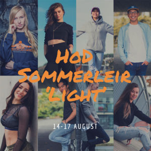 HoD Sommerleir 'Light'